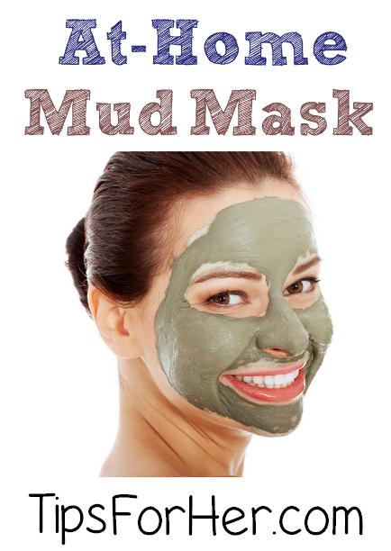 At-Home Mud Mask