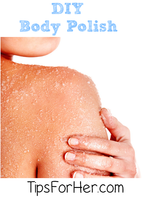 DIY Body Polish