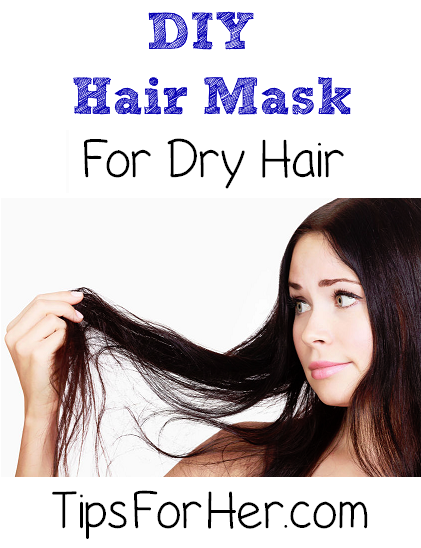 DIY Hair Mask for Dry Hair