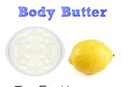 Lemon Body Butter