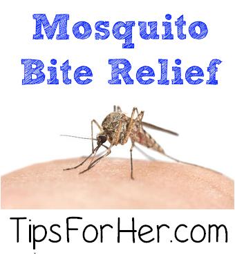 Mosquito Bite Relief