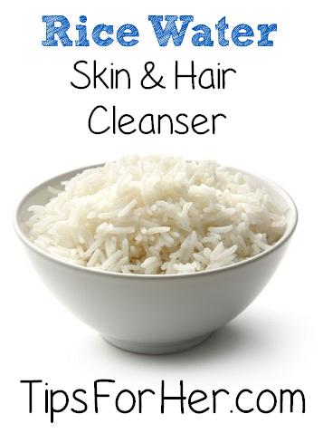 Rice Water Skin & Hair Cleanser
