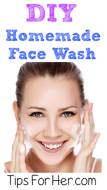 DIY Face Wash