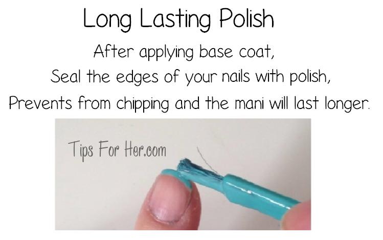 long lasting polish