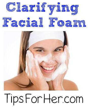 Clarifying Facial Foam