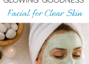 Facial for Clearer Skin