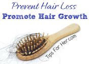 Prevent Hair Loss Promote Hair Growth