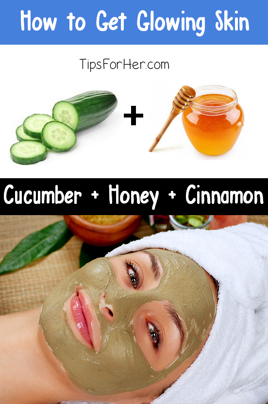 How to Get Glowing Skin At-Home