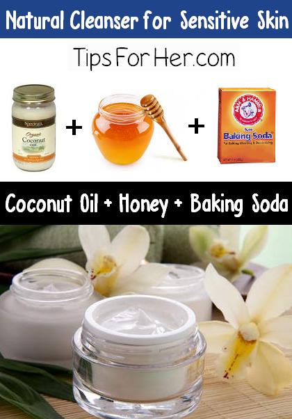 Natural Cleanser for Sensitive Skin