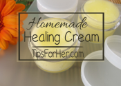 Homemade Healing Cream