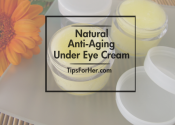 Natural Anti-Aging Under Eye Cream For Wrinkles & Puffy Skin