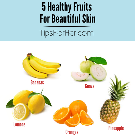 healthy skin fruits canned fruit healthy
