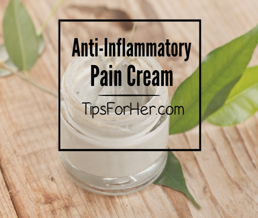 Anti-Inflammatory Pain Cream