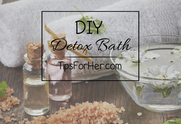 DIY Detox Bath