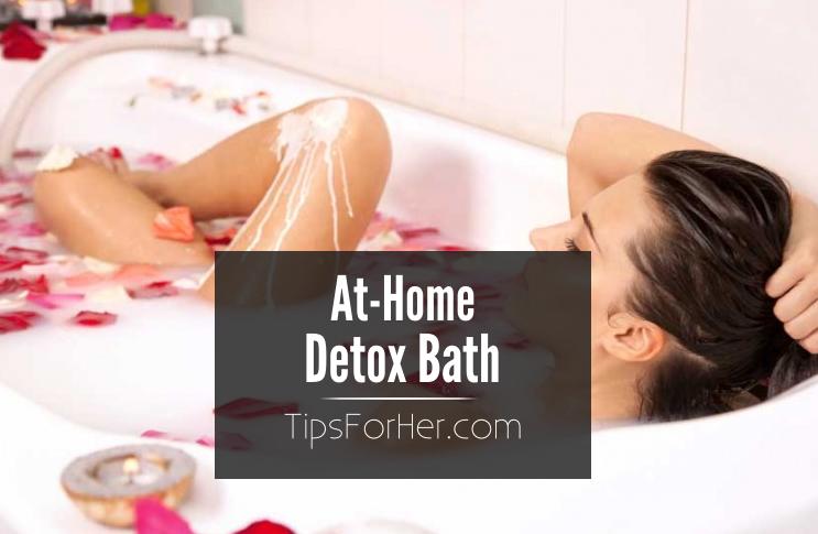 At-Home Detox Bath