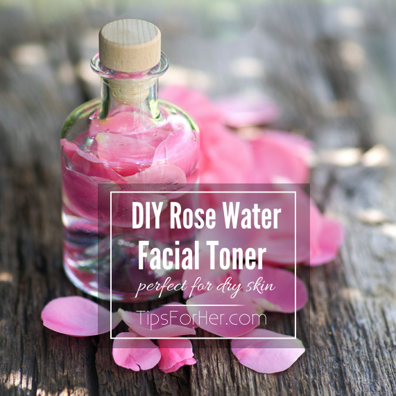How To Make Rose Water: Rose Water Facial Toner