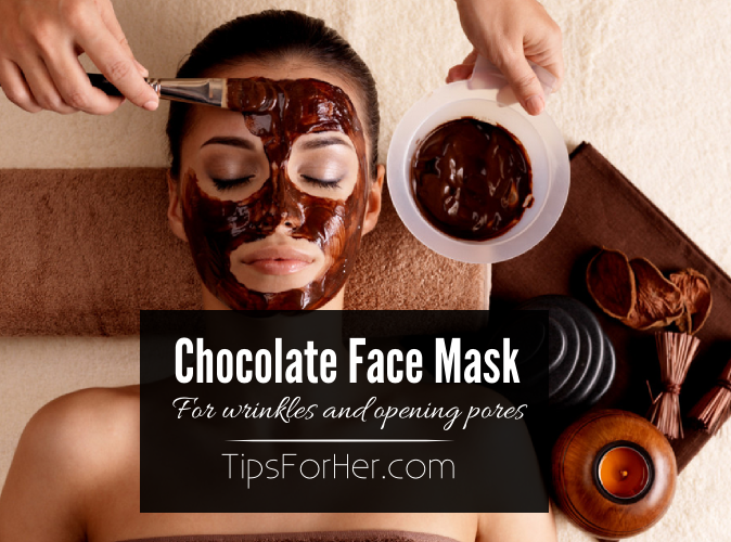 Chocolate Face Mask for Pores & Wrinkles