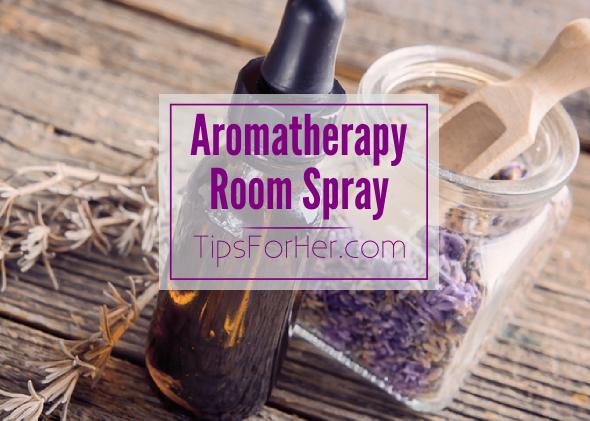 DIY Aromatherapy Room Spray