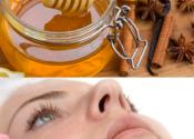Honey Lemon Skin Peel