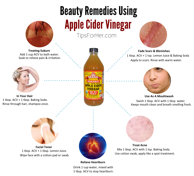 Beauty Remedies Using Acv