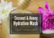 Coconut & Honey Hydration Mask