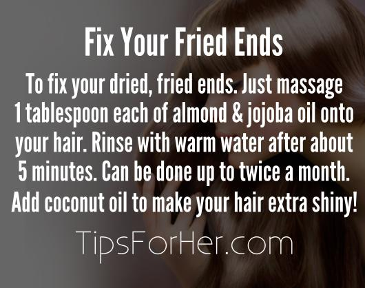 Fix Your Fried Ends