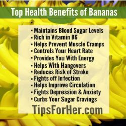 Top Health Benefits of Eating Bananas