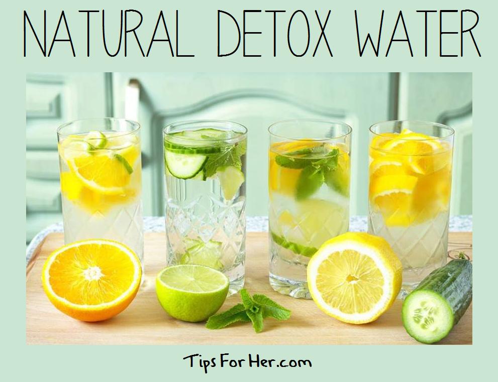 Natural Detox Water